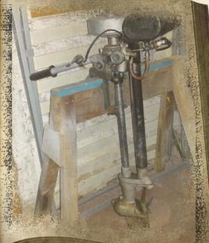 Bootsmotor